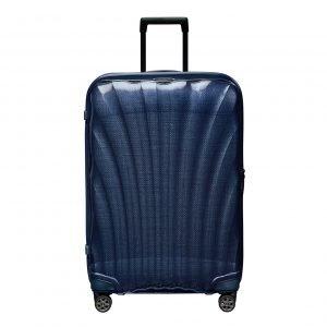 Samsonite C-Lite Spinner 75 midnight blue Harde Koffer