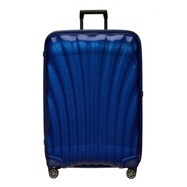Samsonite C-Lite Spinner 81 deep blue Harde Koffer