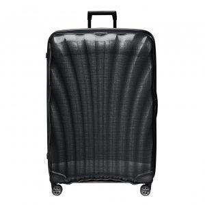 Samsonite C-Lite Spinner 86 black Harde Koffer