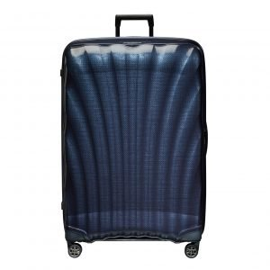 Samsonite C-Lite Spinner 86 midnight blue Harde Koffer
