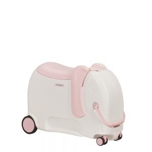 Samsonite Dream Rider Deluxe Ride-On Spinner Elephant peachy Kinderkoffer