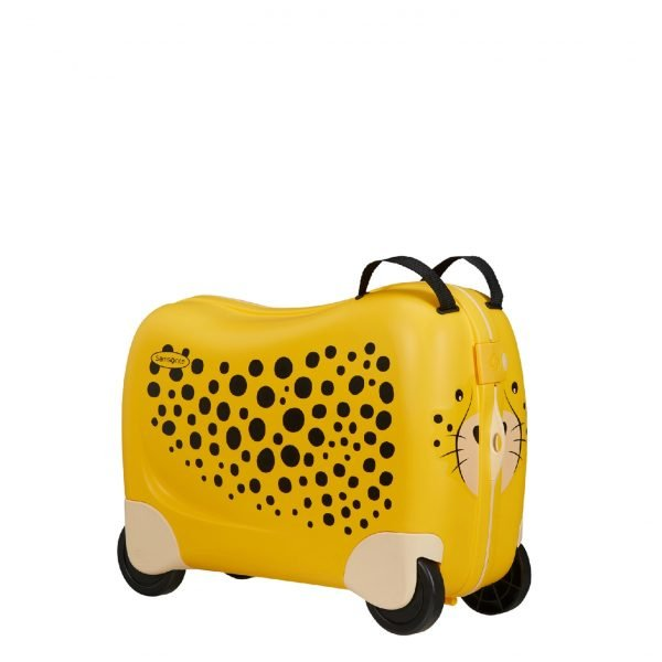 Samsonite Dream Rider Suitcase cheetah c. Kinderkoffer