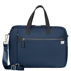 Samsonite Eco Wave Bailhandle 15.6'' 2 Comp midnight blue