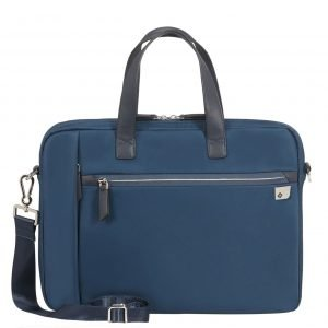 Samsonite Eco Wave Bailhandle 15.6'' midnight blue