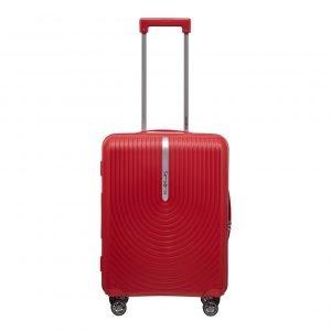 Samsonite Hi-Fi Spinner 55 Exp red Harde Koffer