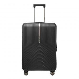 Samsonite Hi-Fi Spinner 68 Exp black Harde Koffer