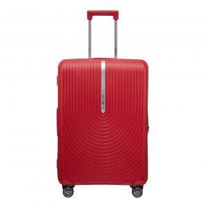Samsonite Hi-Fi Spinner 68 Exp red Harde Koffer