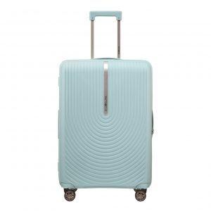 Samsonite Hi-Fi Spinner 68 Exp sky blue Harde Koffer