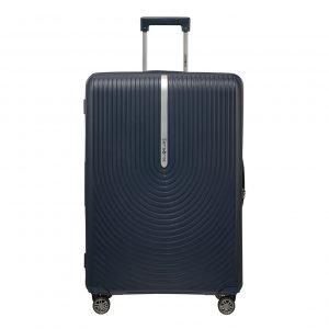 Samsonite Hi-Fi Spinner 75 Exp dark blue Harde Koffer
