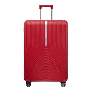 Samsonite Hi-Fi Spinner 75 Exp red Harde Koffer