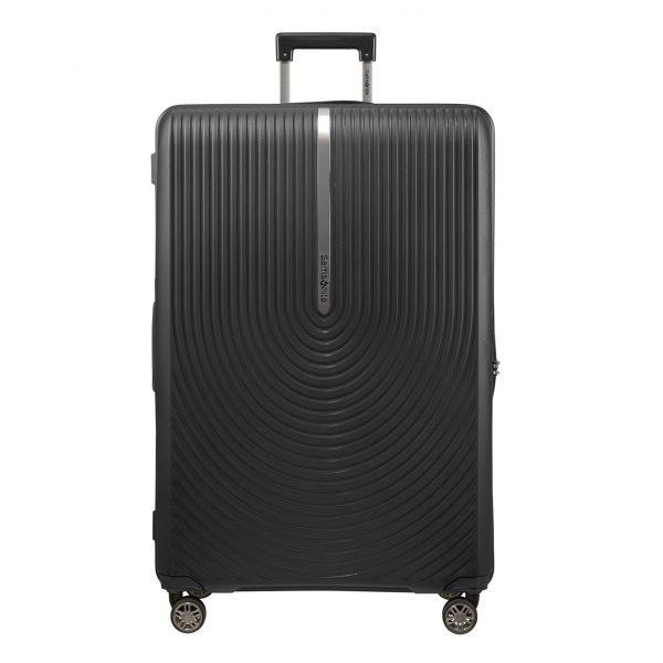 Samsonite Hi-Fi Spinner 81 Exp black Harde Koffer