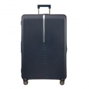 Samsonite Hi-Fi Spinner 81 Exp dark blue Harde Koffer