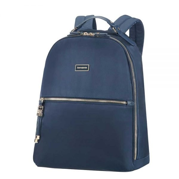 "Samsonite Karissa Biz Backpack 14.1"" dark navy backpack"