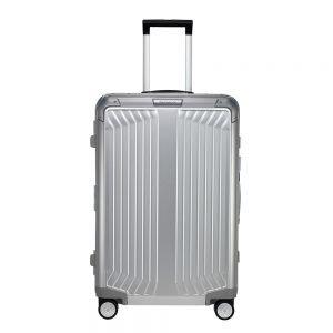 Samsonite Lite-Box Alu Spinner 69 aluminium Harde Koffer