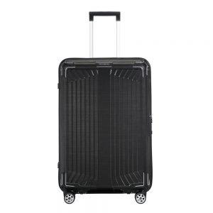 Samsonite Lite-Box Spinner 69 black Harde Koffer