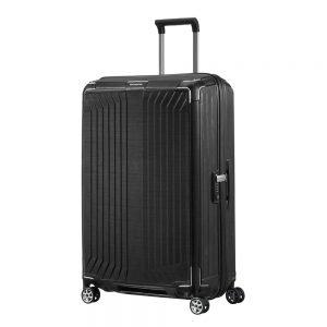 Samsonite Lite-Box Spinner 75 black Harde Koffer