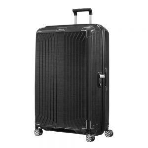 Samsonite Lite-Box Spinner 81 black Harde Koffer