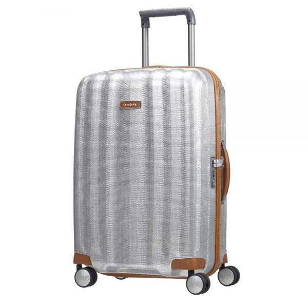 Samsonite Lite-Cube DLX Spinner 68 aluminium Harde Koffer