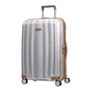Samsonite Lite-Cube DLX Spinner 76 aluminium Harde Koffer