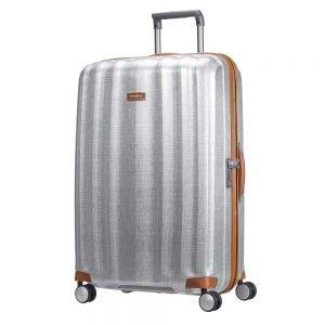 Samsonite Lite-Cube DLX Spinner 82 aluminium Harde Koffer