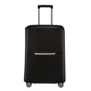 Samsonite Magnum Spinner 69 black Harde Koffer
