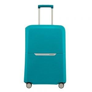 Samsonite Magnum Spinner 69 caribbean blue Harde Koffer