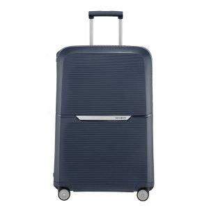 Samsonite Magnum Spinner 75 dark blue Harde Koffer
