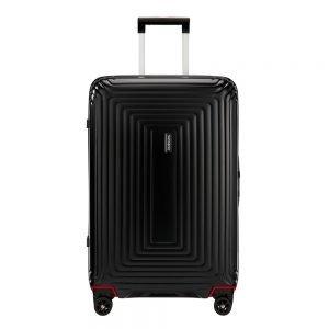Samsonite Neopulse Spinner 75 matte black Harde Koffer