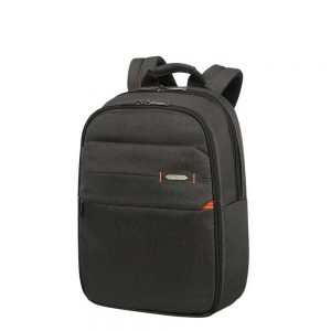 "Samsonite Network 3 Laptop Backpack 14.1"" charcoal black backpack"