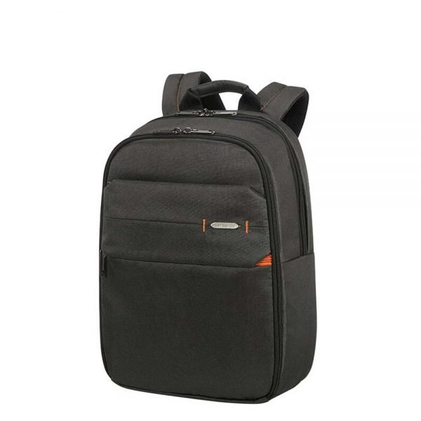 "Samsonite Network 3 Laptop Backpack 14.1"" charcoal black backpack"