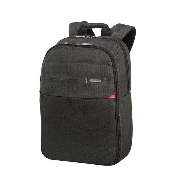 "Samsonite Network 3 Laptop Backpack 15.6"" charcoal black backpack"