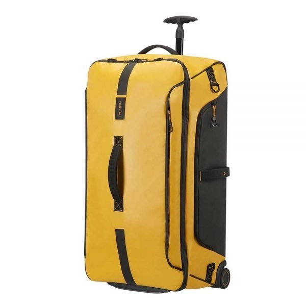 Samsonite Paradiver Light Duffle Wheels 79 yellow Trolley Reistas