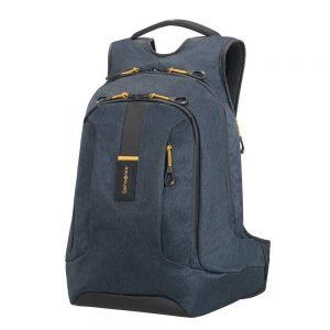 Samsonite Paradiver Light Laptop Backpack L jeans blue backpack
