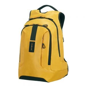 Samsonite Paradiver Light Laptop Backpack L yellow backpack