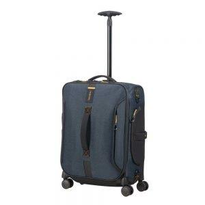 Samsonite Paradiver Light Spinner Duffle 55 jeans blue Handbagage koffer Trolley