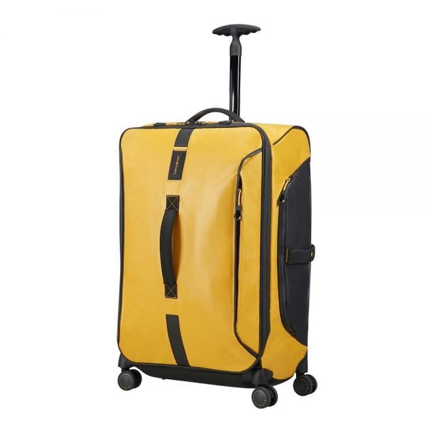 Samsonite Paradiver Light Spinner Duffle 67 yellow Trolley Reistas