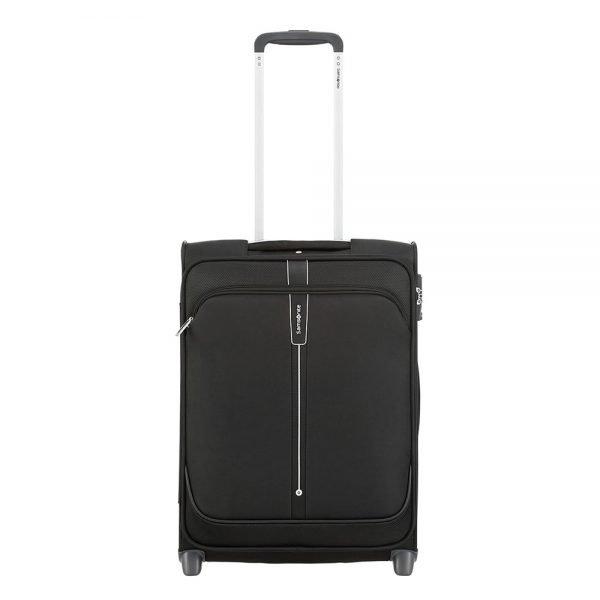 Samsonite Popsoda Upright 55 black Zachte koffer