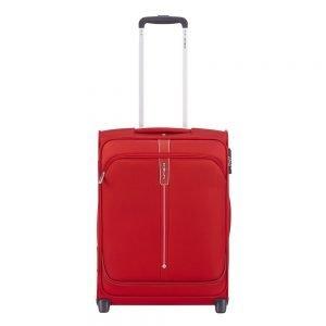 Samsonite Popsoda Upright 55 red Zachte koffer