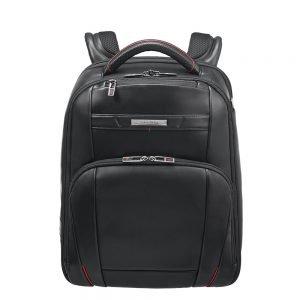 Samsonite Pro-DLX 5 LTH Laptop Backpack 14'' black backpack