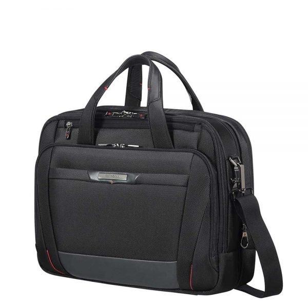 Samsonite Pro-DLX 5 Laptop Bailhandle 15.6'' Expandable black