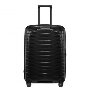 Samsonite Proxis Spinner 69 black Harde Koffer