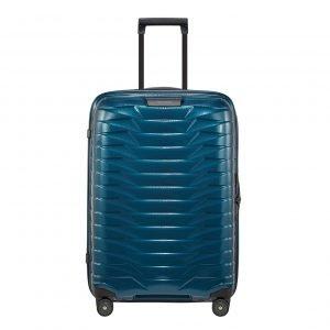 Samsonite Proxis Spinner 69 petrol blue Harde Koffer