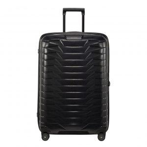 Samsonite Proxis Spinner 75 black Harde Koffer