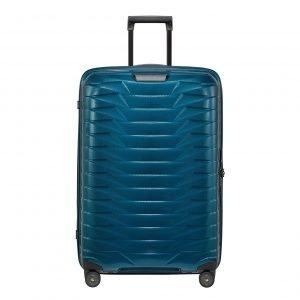 Samsonite Proxis Spinner 75 petrol blue Harde Koffer