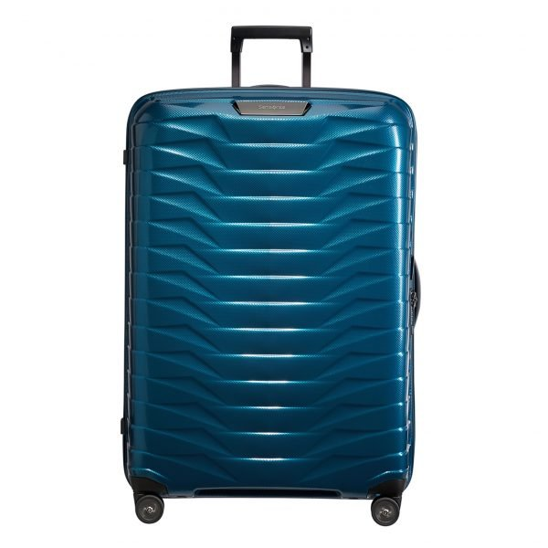 Samsonite Proxis Spinner 81 petrol blue Harde Koffer