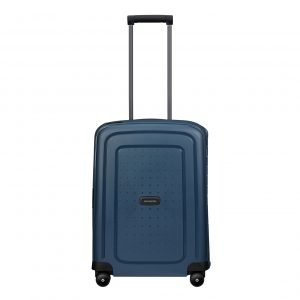 Samsonite S'Cure Eco Spinner 55 navy blue Harde Koffer