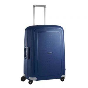 Samsonite S'Cure Spinner 69 dark blue Harde Koffer