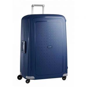 Samsonite S'Cure Spinner 81 dark blue Harde Koffer