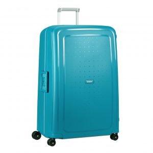 Samsonite S'Cure Spinner 81 petrol blue capri Harde Koffer
