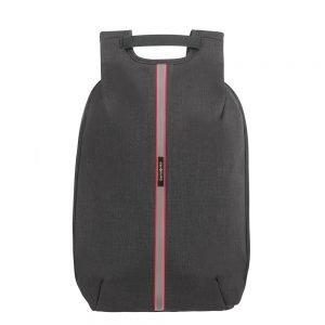 Samsonite Securipak S Laptop Backpack 14.1'' black steel backpack